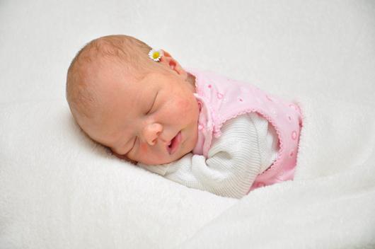 Geburtsdaten des babys